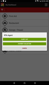 RTA Agent screenshot 3