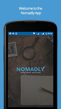 Nomadly -Your Travel Assistant poster