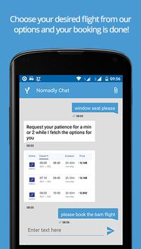 Nomadly -Your Travel Assistant apk screenshot