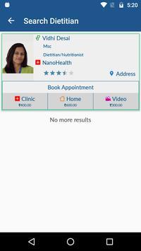 NanoHealth screenshot 5