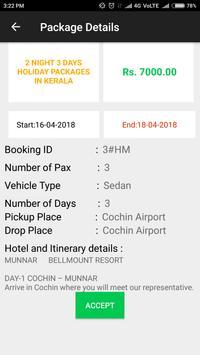 Travelogue apk screenshot