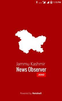 JK News Observer poster
