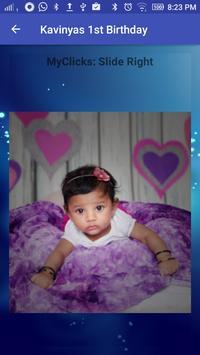 Kavinya's 1st Birthday apk screenshot