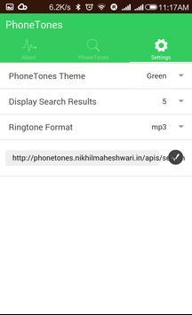 PhoneTones (Unreleased) screenshot 1