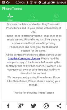 PhoneTones (Unreleased) screenshot 2