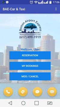 Boston Car & Taxi Service poster