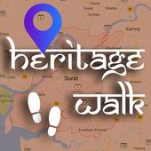 Heritage Walk icon