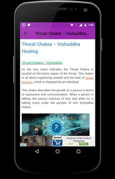 Chakra Yoga apk screenshot