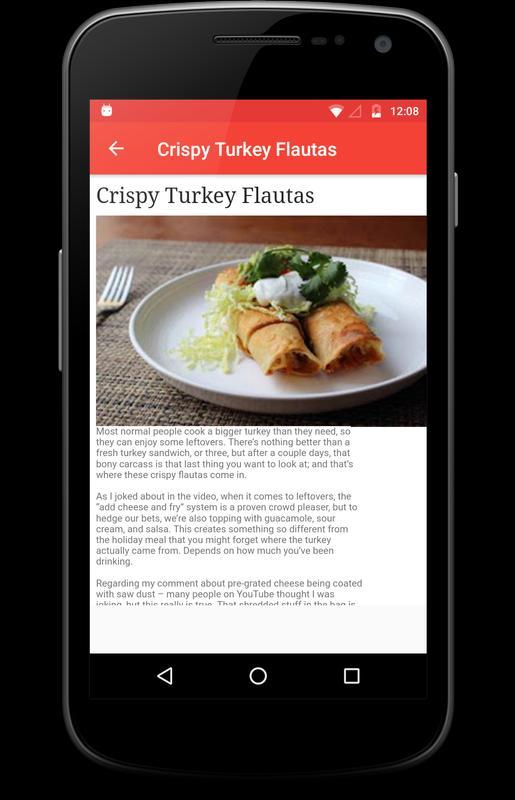 Awesome foods descarga apk gratis comer y beber aplicacin para awesome foods captura de pantalla de la apk forumfinder Choice Image