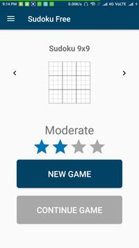 Sudoku Free Popular apk screenshot