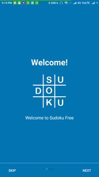 Sudoku Free Popular poster