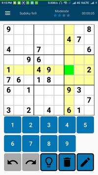 Sudoku Free Popular screenshot 7