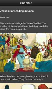 English Kids Bible screenshot 3