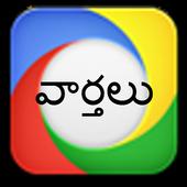 Telugu News icon