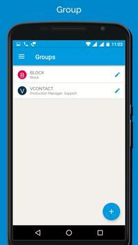 vContact screenshot 4