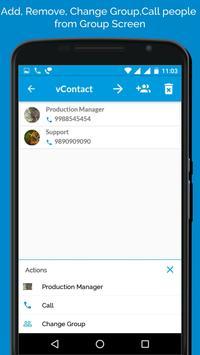 vContact screenshot 5