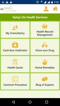SAHAJ LIFE life simplified screenshot 1