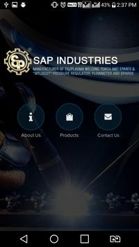 SAP Industries poster
