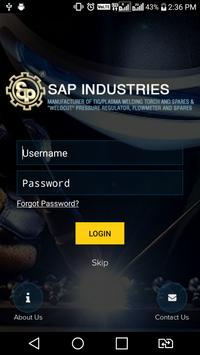 SAP Industries apk screenshot