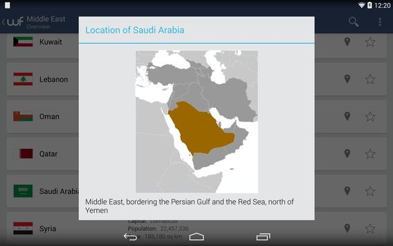 World Factbook Flags & Maps apk screenshot