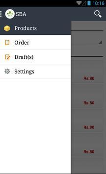 SBA | Sales Order screenshot 1