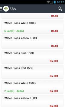 SBA | Sales Order screenshot 4