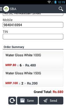 SBA | Sales Order screenshot 6