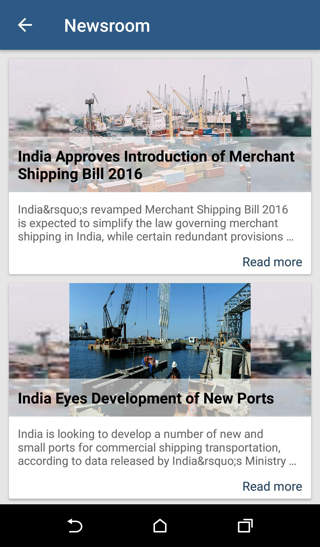 Shipping Career Best Seafarer Job Portal for Android - APK Download