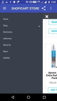 Shopicart screenshot 4