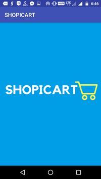 Shopicart poster
