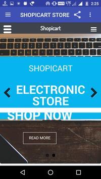 Shopicart screenshot 2