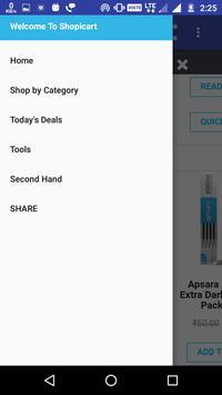 Shopicart screenshot 3