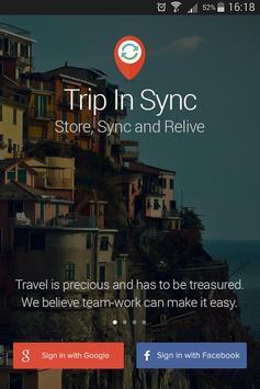 TripInSync poster