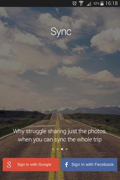 TripInSync apk screenshot