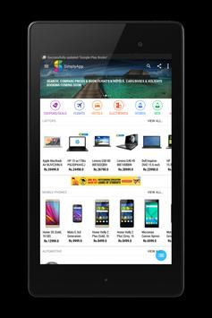 Shop,Travel,Coupons,All in one apk screenshot