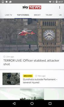 Sky News poster