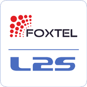 Log2Space - My Foxtel icon
