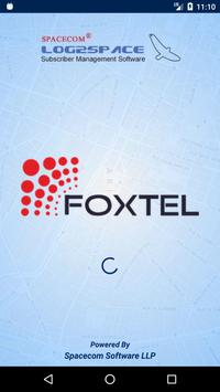 Log2Space - My Foxtel poster