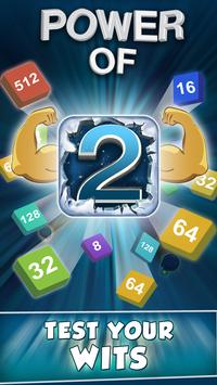 2048 Puzzle : Power of 2 screenshot 12