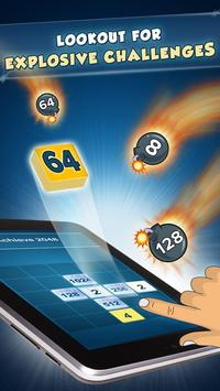 2048 Puzzle : Power of 2 screenshot 4