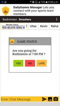 DailyGames Manager apk screenshot