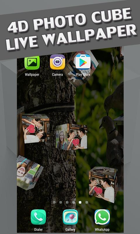 Photo Cube Live Wallpaper Free Download Vinnyoleo Vegetalinfo