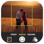 Live Focus Camera : Blur Photo icon