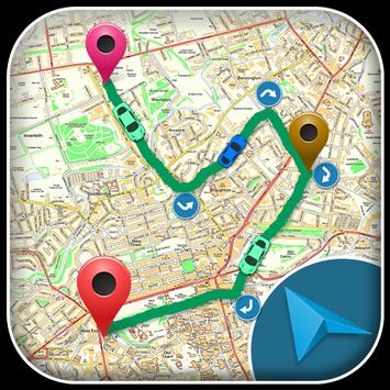 Route Finder & Navigation apk screenshot
