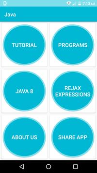Core Java (ad Free application) java 8 also poster