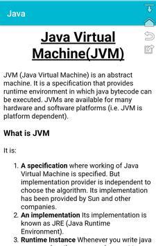 Core Java (ad Free application) java 8 also screenshot 2