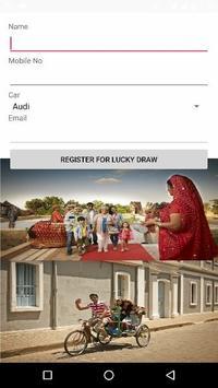 Participate in a lucky Draw screenshot 1