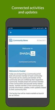 Swabal screenshot 1