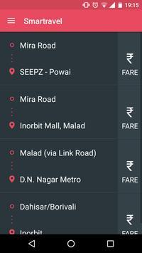 Smartravel screenshot 1