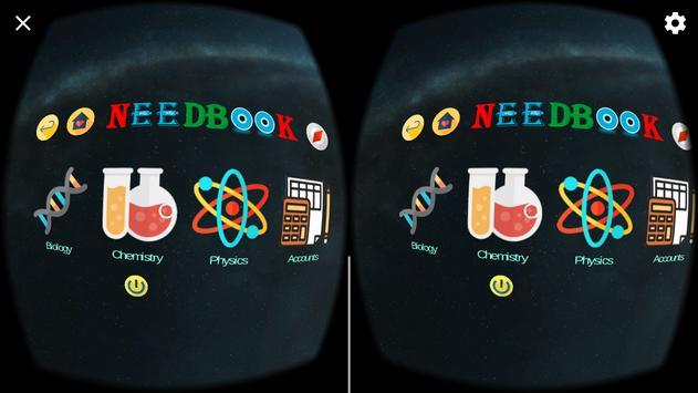 NEEDBOOK - VR screenshot 1